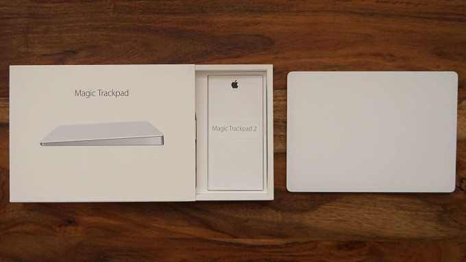 Apple Magic Trackpad 2 vs. Vernunft