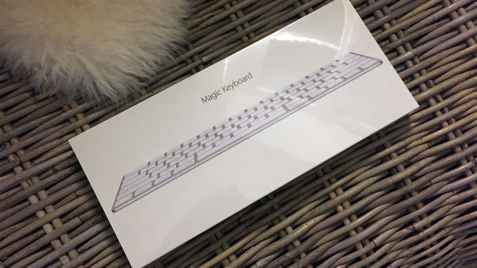 Neues Werkzeug: Apple Magic Keyboard 2
