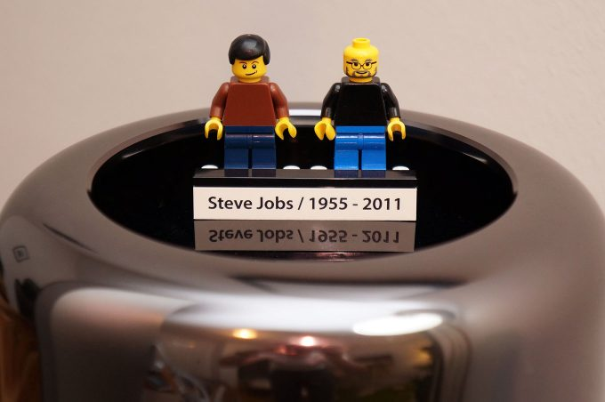 FamousBrick Remember Steve Jobs - Edition